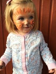 P as a Tiger