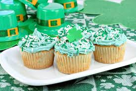 Green Cupcakes