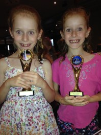 Dancing Awards