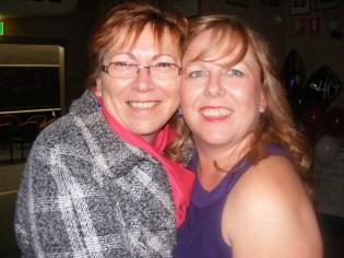 Mum & I at my 40th 2011