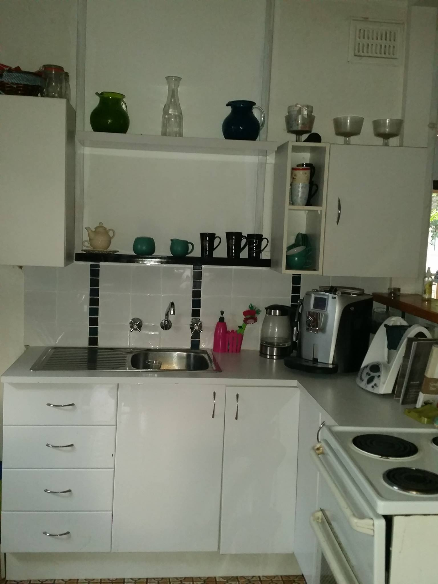 Kitchen all finished no window