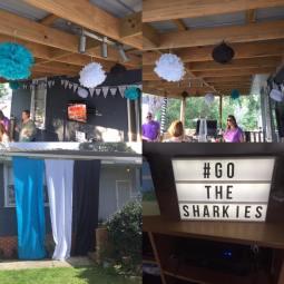 Sharkies in the GF 2016