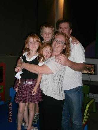 family photo in 2012