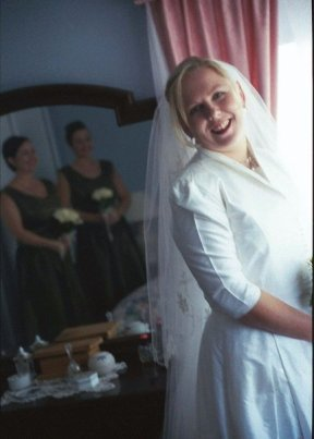 Our wedding day 20/01/2001