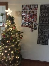 Christmas comes to our house