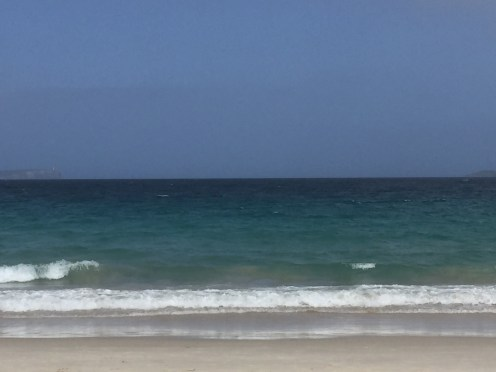 Back by the ocean on Jervis Bay