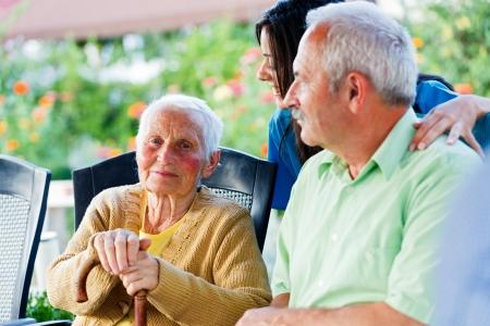 make life easier for your elderly relatives