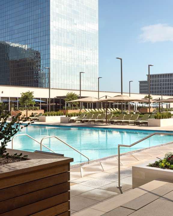 Lifetime Austin Downtown : lifetime, austin, downtown, Luxury, Health, Club,, Austin, Arboretum