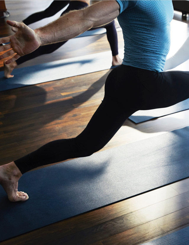 Lifetime Yoga Schedule : lifetime, schedule
