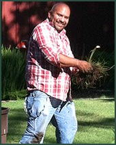 Jorge Rosas, Lifetime Adoption Facilities and Ranch Manager