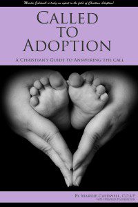 Called to Adoption book by Mardie Caldwell COAP