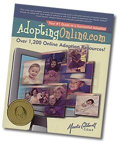 adopting online book cover
