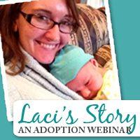 Laci's Story webinar icon