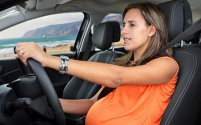 Pregnancy Questions: When Should I Stop Driving?