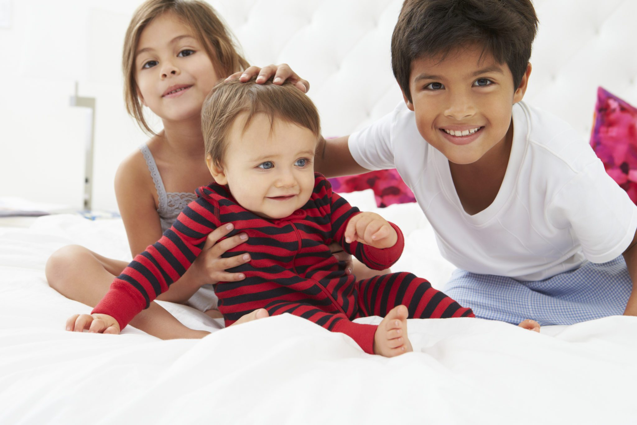 adopting a young child, sibling group