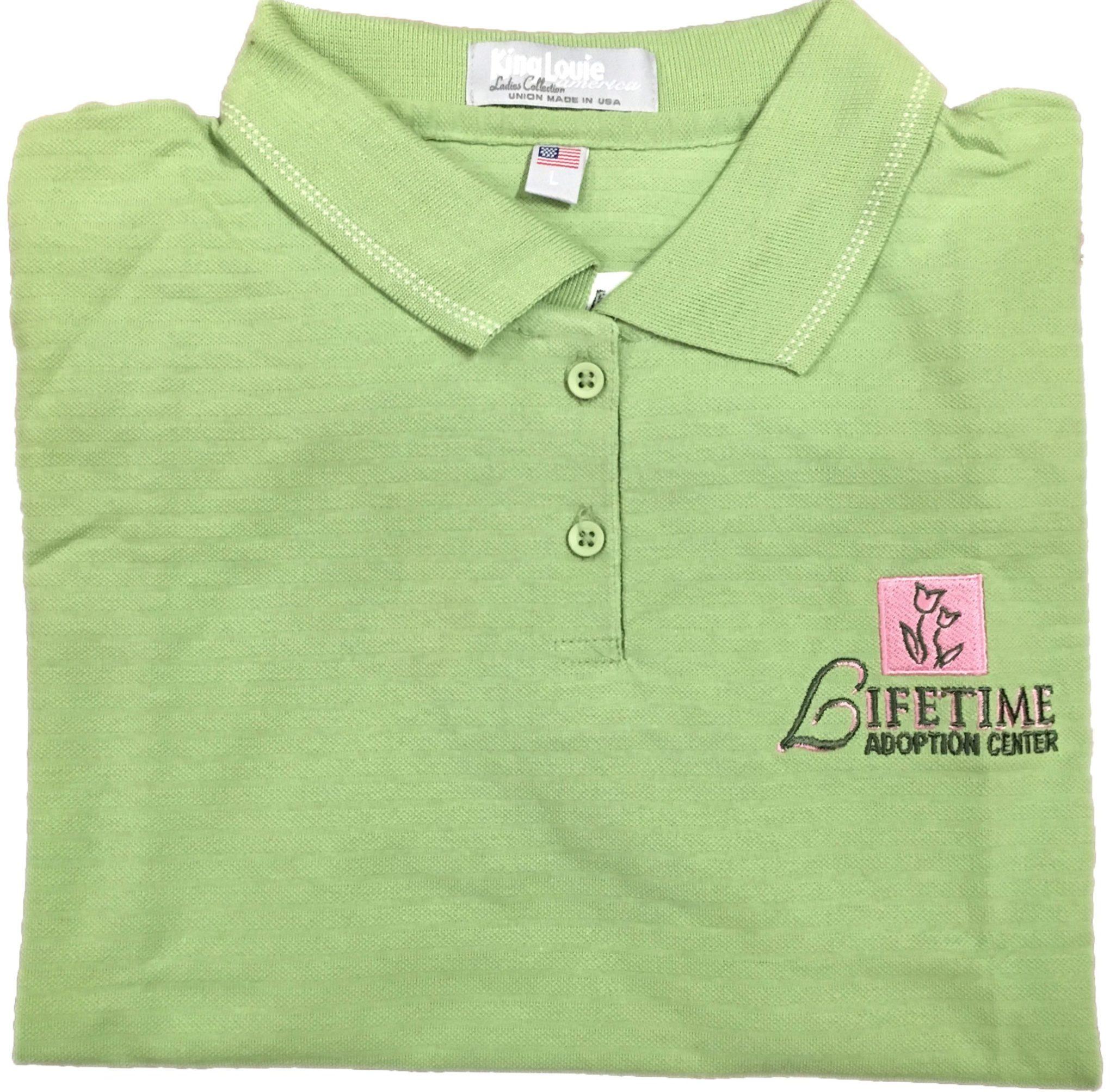 Green Lifetime Adoption Shirt