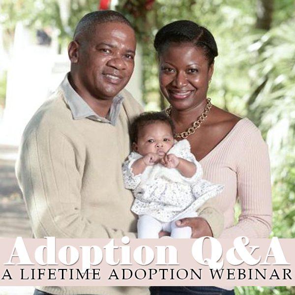 Lifetime Adoption webinar about infant adoption
