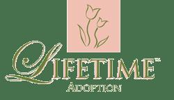 Lifetime Adoption Logo