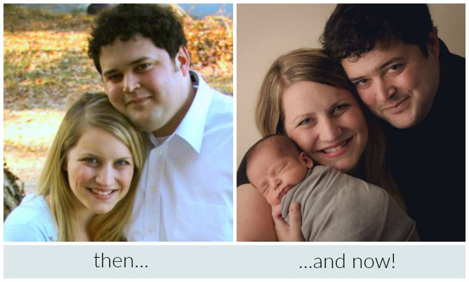 Colby and Sarah have an inspiring adoption story to share!