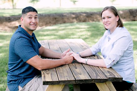 Adoptive couple ready for birth mother profile