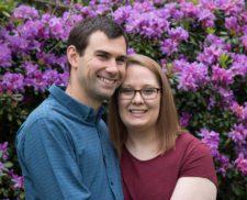 Adoption Services in Washington adoptive couple