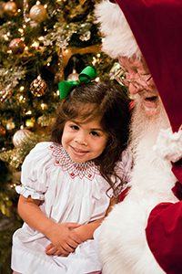 Christmas adoption blessings