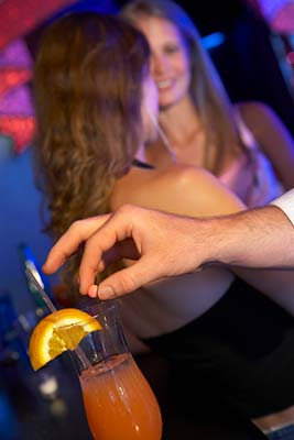 Date rape is one of the fastest-growing sexual assault crimes in America
