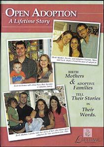 Lifetime Adoption Open Adoption DVD