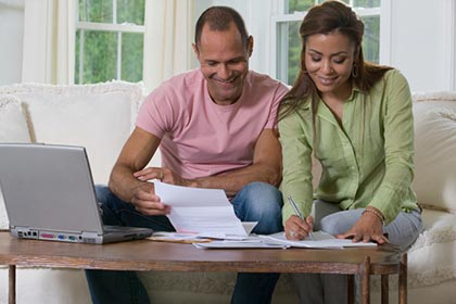 Parents looking at their taxes who finalized an adoption last year may claim a tax credit