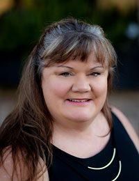 Rhonda Peterson, Executive Assistant