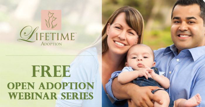 Free Open Adoption Webinar Family
