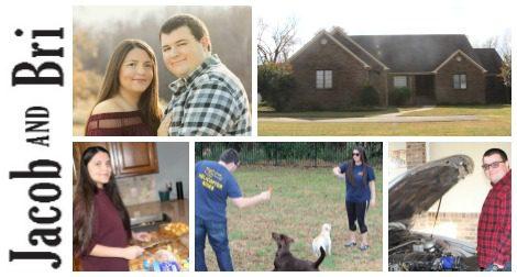 Tennessee adoptive couple Jacob and Bri
