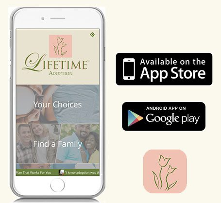 Open Adoption smartphone app