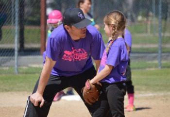 softball-girl