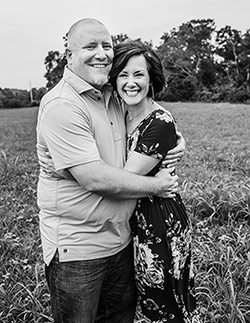 Tami and her husband, Dustin