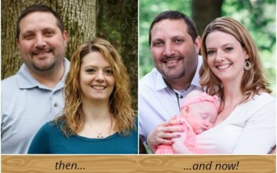Adoption Stories Then and Now – Frank and Lisa