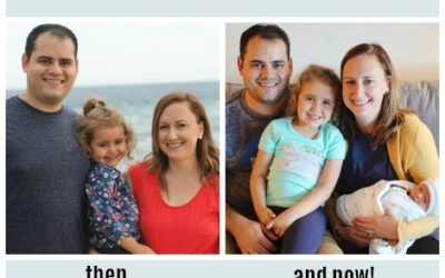 Adoption Stories Then and Now – Greg and Lizzy
