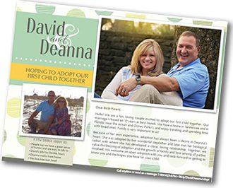 David and Deanna's adoption profile