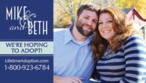 Lifetime adoption training store Adoptive parent profile cards