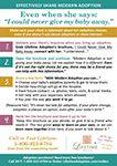 Adoption Talk Pocket Guide