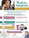Modern Adoption Poster