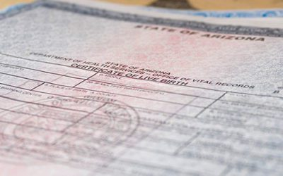 What Does an Adopted Birth Certificate Look Like?