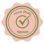 Home Study Approved Stamp