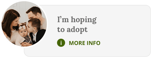 Hoping to adopt a baby or child - Lifetime Adoption is here for you