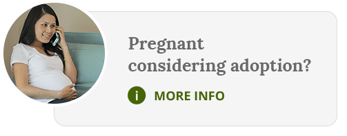 pregnant and considering adoption - Lifetime Adoption can help you!