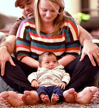 Orlando Adoptive family