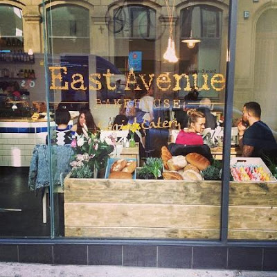 East Avenue Bakehouse, Bold Street, Liverpool