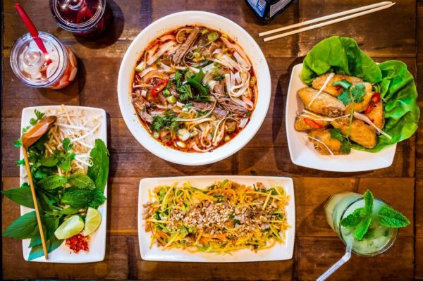 Pho Vietnamese Cafe & Restaurant Bold St Liverpool