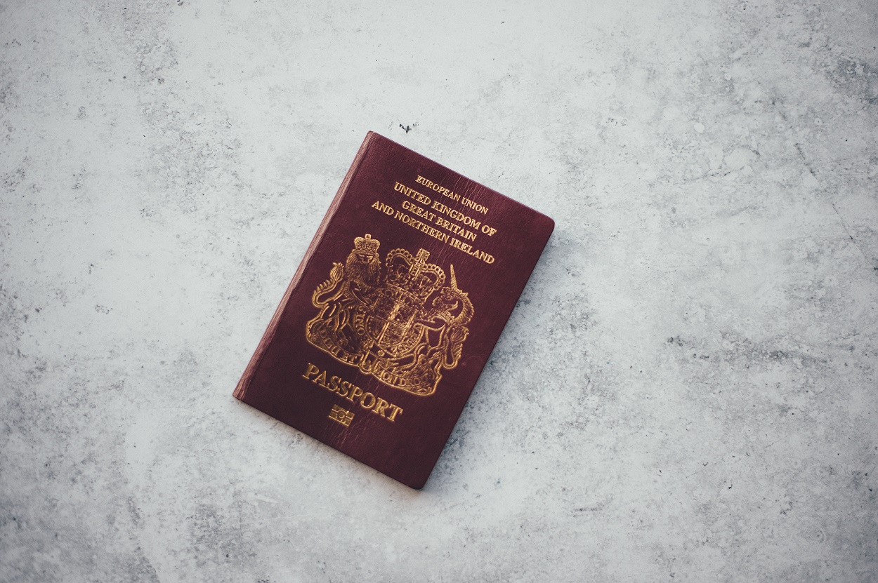 uk passport change