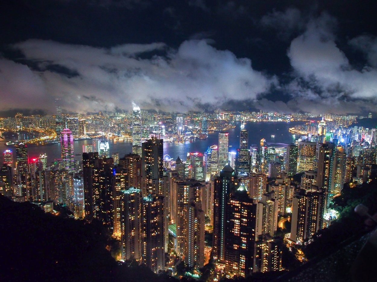 hong kong 4th most expensive city in world